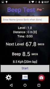 Beep Test Pro 3.76 (Paid)