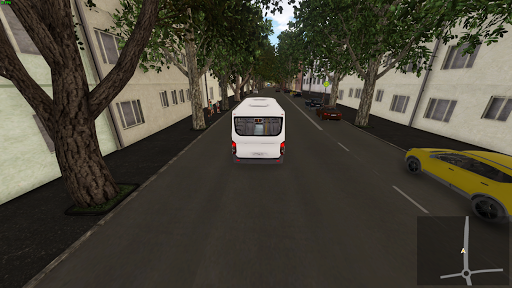 Proton Ultra Bus Driving Simulator 2020 android2mod screenshots 12