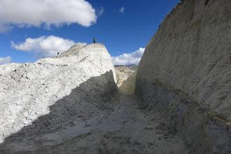 Photo: Sur la crête qui relie le Samdzong La à la Sakau danda