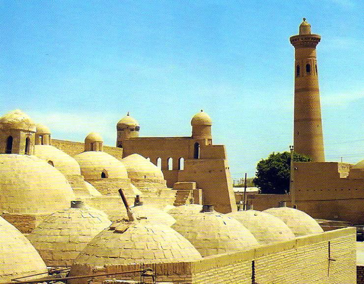 город хива узбекистан
