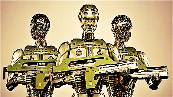Trí tuệ nhân tạo AI có thể thay đổi luật chơi trong chiến tranh