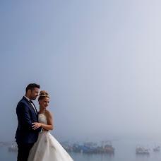 Wedding photographer Jose Pegalajar (hellomundo). Photo of 22.08.2018