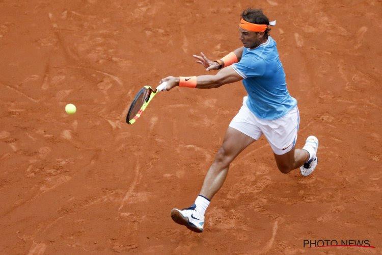 Rafael Nadal beukt tegen Canadese tiener weg naar achste finales open