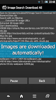 Screenshot of Image Search Download All