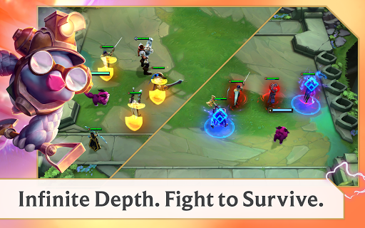 Teamfight Tactics: League of Legends Strategy Game screenshot 9