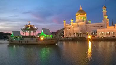 Photo: Meczet - Brunei