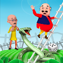 Motu Patlu Snakes & Ladder Game icon