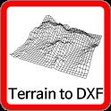 Terrain To DXF icon
