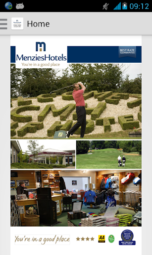 Menzies Cambridge Hotel Golf