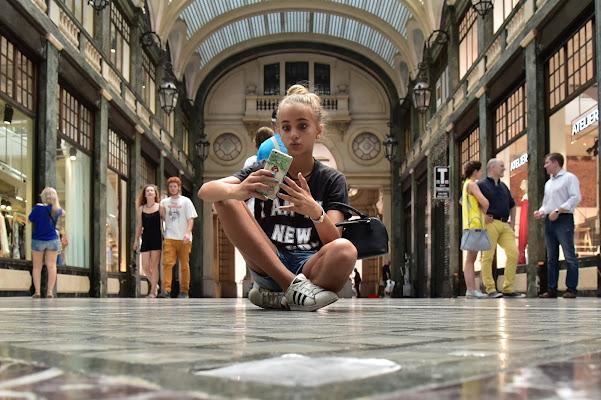Selfie ovunque di Ilaria Bertini