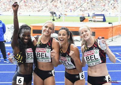 Pas de nouvelle médaille pour la Belgique à Glasgow