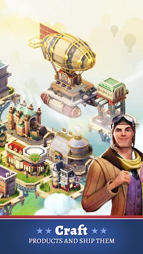 Big Company: Skytopia | Sky City Simulation 2.9.3285 screenshots 2