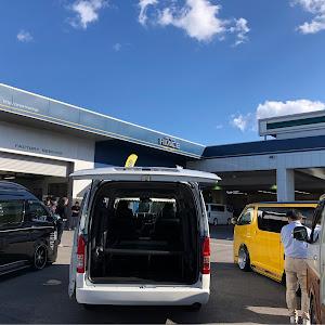 ハイエースバン  のカスタム事例画像 dorihiroさんの2018年11月10日17:22の投稿