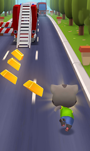 Cat Endless Run - náhled