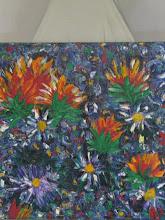 Photo: Wild Garden Oil 90cmx90cm $300