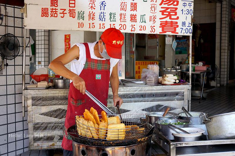 進化北路無名炸粿,北屯市場下午茶-2
