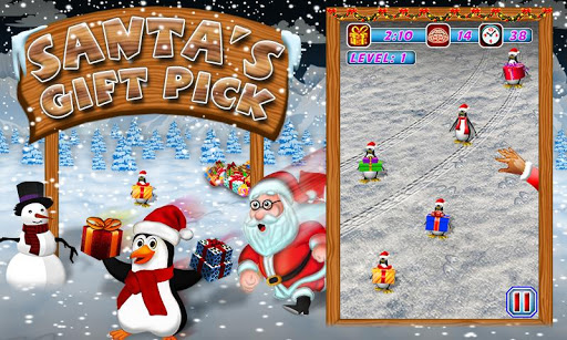 Santas Gift Pick 1.2 screenshots 2
