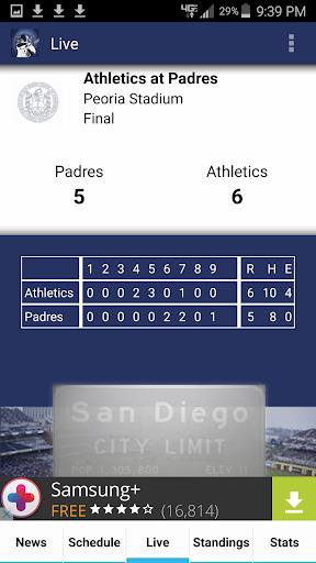 San Diego Baseball  screenshots 2