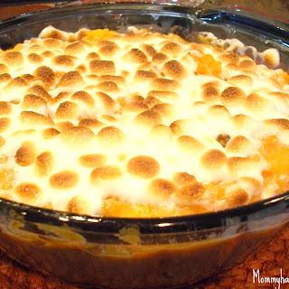 Toni'S Sweet Potatoes Recipe