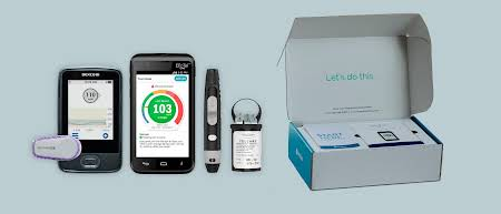 Onduo slide show 03 - Welcome kit may include monitoring devices