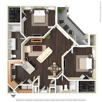 Go to E Floorplan page.