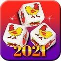 Bầu Cua 3D 2021 icon