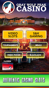 Gray Wolf Peak Casino Slots- screenshot thumbnail