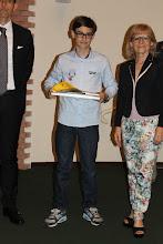 """Photo: Piccolo Agone Placidiano 2015: Vincitore per il Liceo Classico Statale """"Petrarca"""" di Trieste: Lorenzo Mattei (1° anno)"""