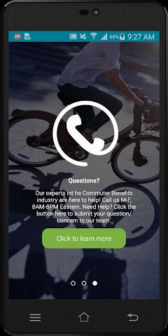 android MyCommuter Screenshot 2