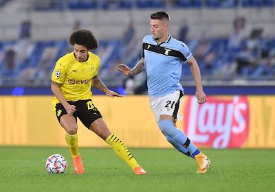 Ligue des Champions : Witsel et Meunier chutent à Rome, le PSG surpris par Man U, le Barça déroule