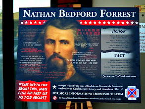 Photo: This convention was centered on Nathan Bedford Forrest..
