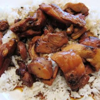 Easy Chicken Teriyaki.