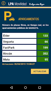 LPA Movilidad screenshot 7