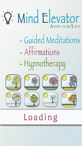 Relaxation Meditation App screenshot 2
