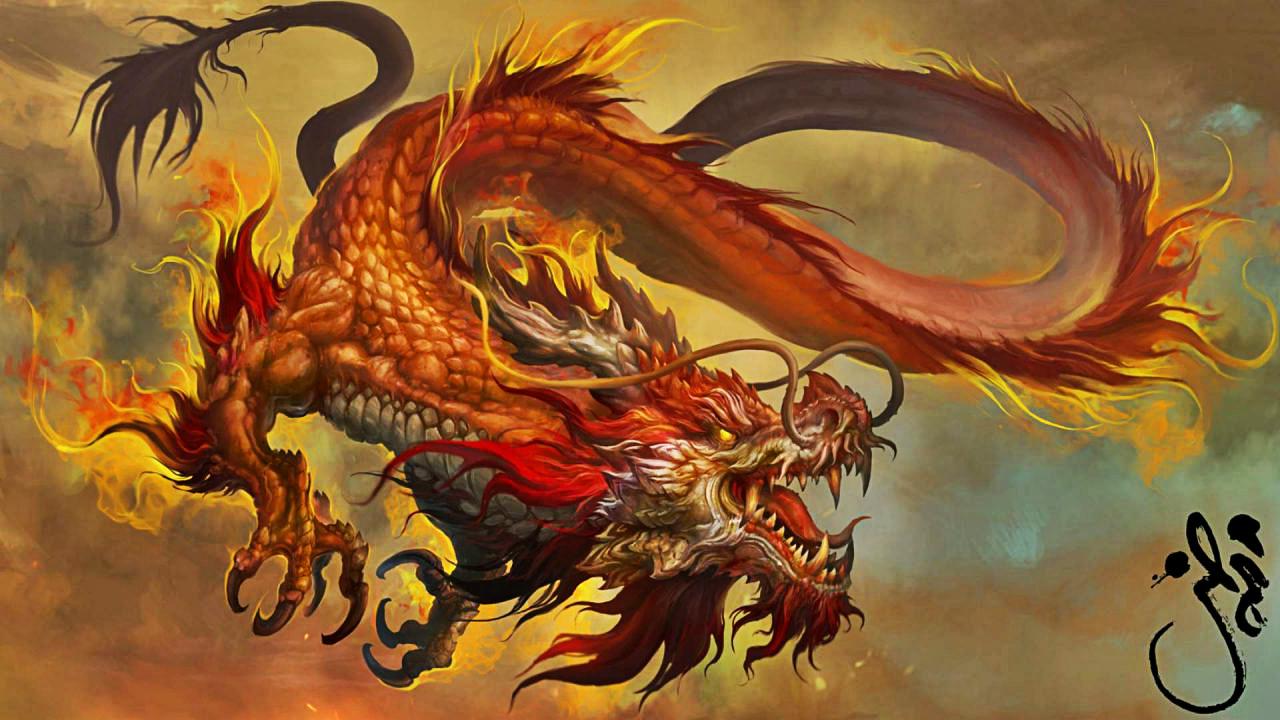 Điềm báo trong giấc mơ về rồng