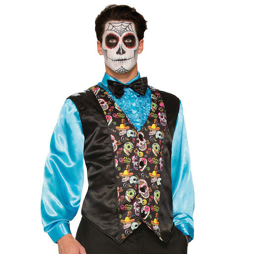 Day of the dead, väst