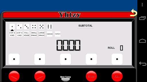 Yhtzy