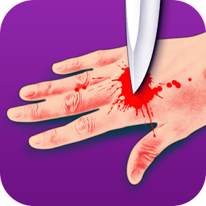 Cut finger for PC and MAC