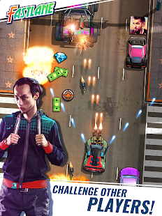 Fastlane: Road to Revenge hack apk