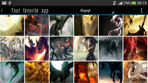 Dragon Fantasy Wallpaper - HD