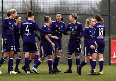 Anderlechtvrouwen nemen wraak voor bekeruitschakeling tegen Gent na nieuwe thriller