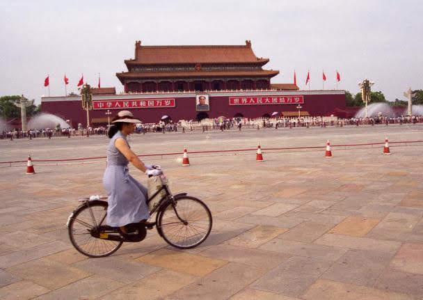 Praça da Paz Celestial (Tiananmen Guangchang)