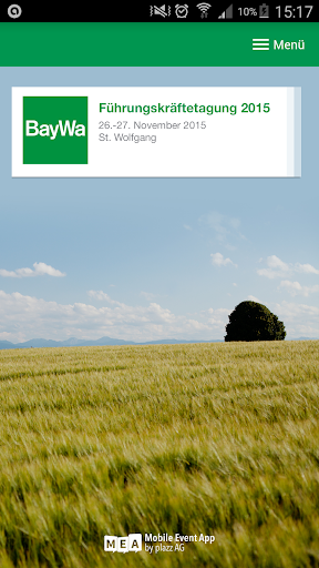 Baywa FKT 2015