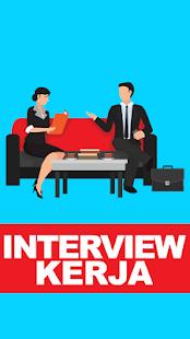 Tips Wawancara Kerja - náhled