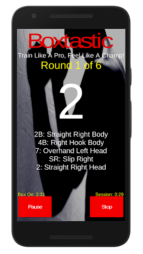 Boxtastic: Boxing Training Workouts (HIIT Coach) 5.02 screenshots 15