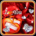Valentine Wishes 2016 HD LWP icon