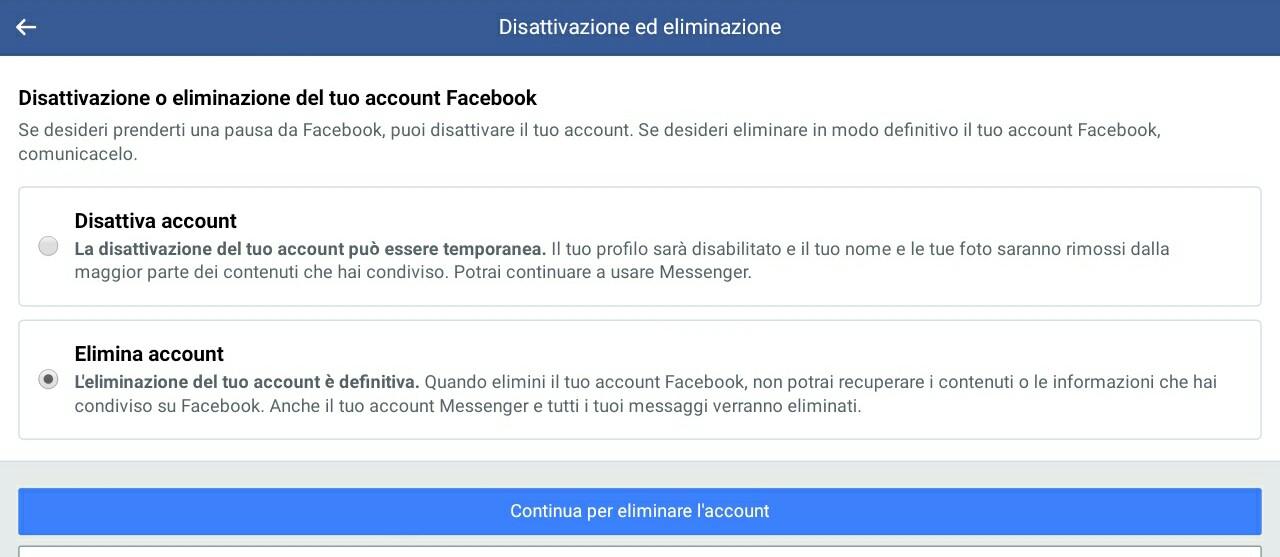 Come Cancellarsi da Facebook? Farlo o no? Scegli tra le 2 opzioni!