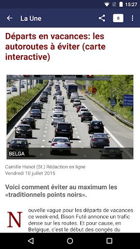 免費下載新聞APP|Le Soir app開箱文|APP開箱王