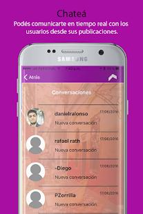 My Barrio App - náhled