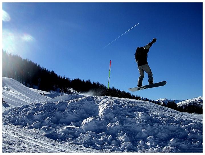 Rider on the Snow di titi15
